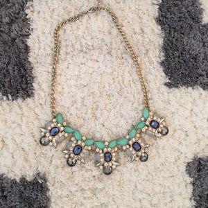 Short studded necklace!